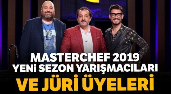 MasterChef ŞEF Türkiye Yarışmacıları Kim Kimdir? İşte Master ŞEF Yeni Sezon Yarışmacılar Ve Jüri Üyeleri Kimdir?