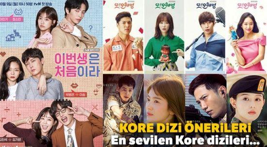 Kore Dizileri 2019, En İyi Güncel Kore Dizi Önerileri Listesi, Güncel Netflix Kore Dizileri