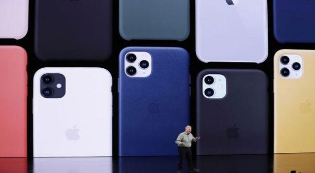 Resmi olarak yayınlandı! İşte Iphone 11'lerin Türkiye satış fiyatı