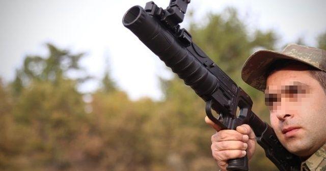 Barış Pınarı Harekatı'nı gerçekleştiren TSK envanterine Yerli 'bomba atar'