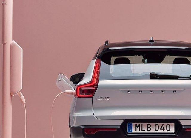 İşte Volvo'nun ilk tam elektrikli modeli