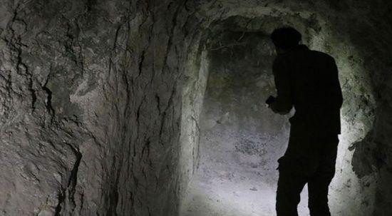Resülayn'ı kaplayan tünel sistemi ortaya çıkarıldı