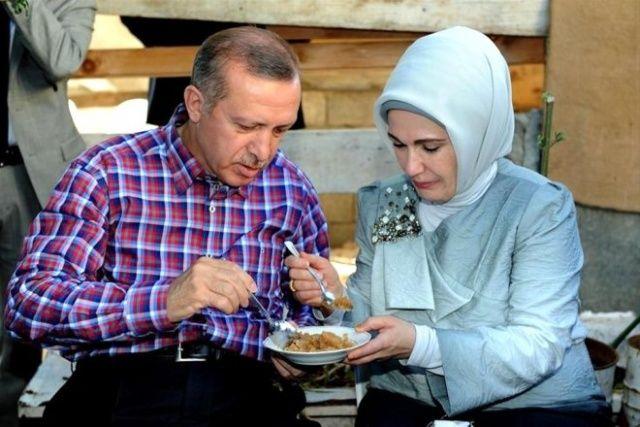 Cumhurbaşkanı Erdoğan her yemekten önce mutlaka bu içecekleri tüketiyor! İşte Liderlerin En Sevdiği Yemekler