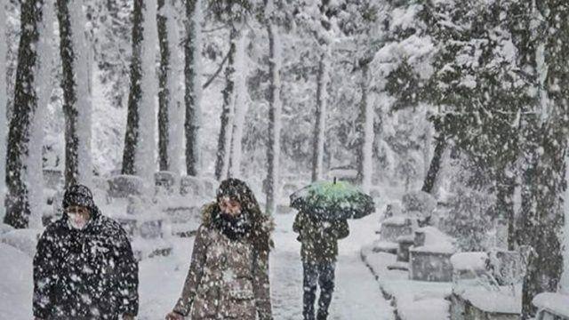 Meteoroloji açıkladı! Kar geliyor