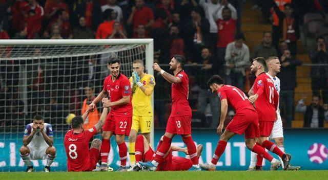 Euro 2020'de Türkiye A Milli Futbol Takımımız'ın rakipleri belli oluyor!