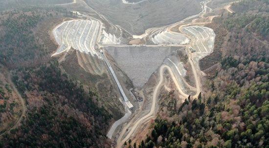 Sapanca Gölü'ne alternatif olarak kazandırıldı! Yılda 40 milyon metreküplük su potansiyeli oluşacak