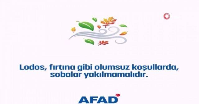 AFAD'tan baca gazı zehirlenmelerinden korunma yöntemleri