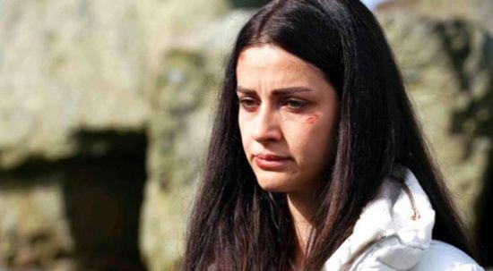 İrem Helvacıoğlu'ndan şiddet sahnesi itirafı: Üç saat ağladım!