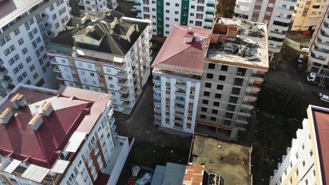 Yer: Trabzon! Bu binanın sakinleri hapishane hayatı yaşıyor