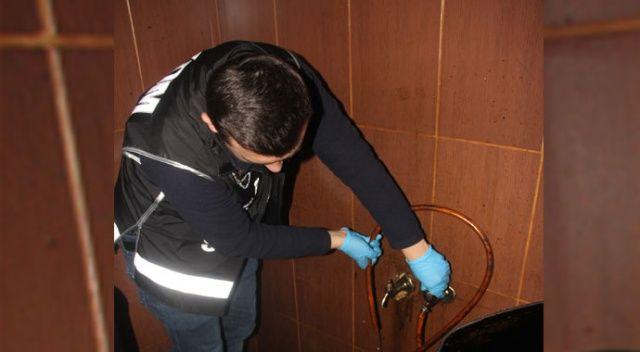 Polis muslukları açınca şok oldu! Kaynağına ulaşmak için saatlerce kazdılar