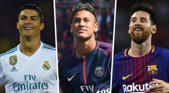 Piyasa değeri en yüksek futbolcu Mbappe