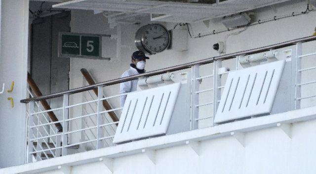 Coronavirüsü karantinasındaki Diamond Princess crusie gemisinde son durum