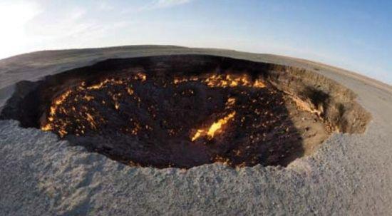 Dev krater Darvaza