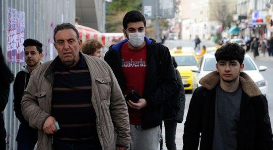 Koronavirüsü ranta çevirdiler! Bir maske 80 liraya satılıyor