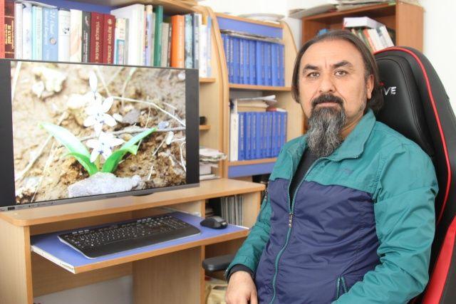 Ünlü botanikçi Hakkâri'de endemik bir bitki türü keşfetti