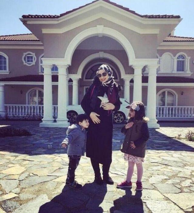 Lüks villasını satan Güzide Mertcan, yeni evini ilk kez gösterdi