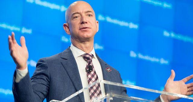 Dünyanın en zengin adamı: Jeff Bezos servetine 24 milyar dolar daha kattı