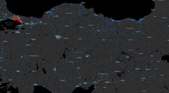 Bakan Koca, il il koronavirüs haritasını açıkladı