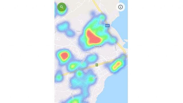 İstanbul koronavirüs haritası güncellendi