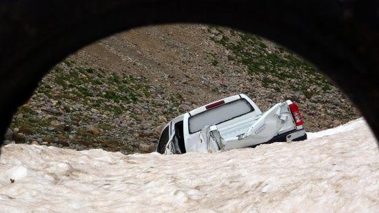 42 kişi feci şekilde can vermişti! Karlar eriyince ortaya çıktı...