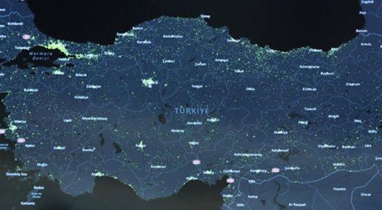 Yoğunluk haritasında son durum! Hayat Eve Sığar uygulaması güncellendi