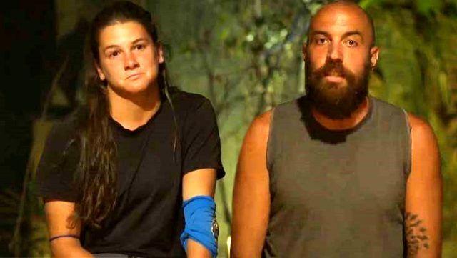 Survivor'da Nisa ve Sercan gerilimi tırmanıyor: Peşinden koşan ben olmadım