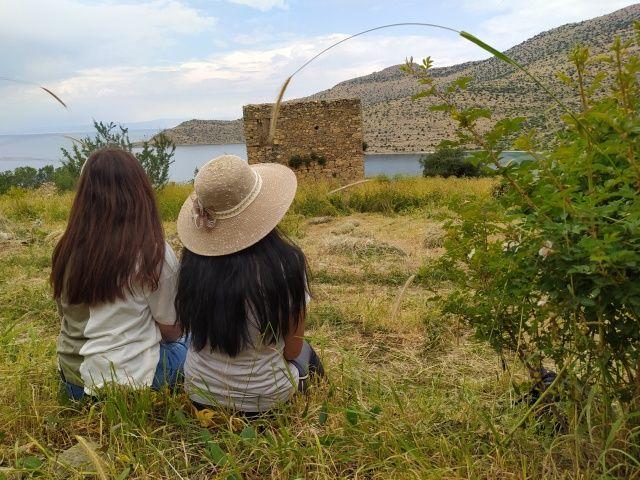 Van Gölü'nde Ege ve Akdeniz'i aratmayan görüntüler
