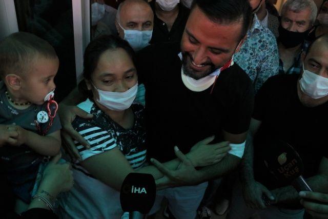 Alişan kaza anını anlattı: Oğlumun hayatını belki de o kurtardı