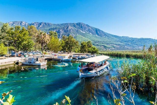 Türkiye'nin en değerli tatil yerleri belli oldu