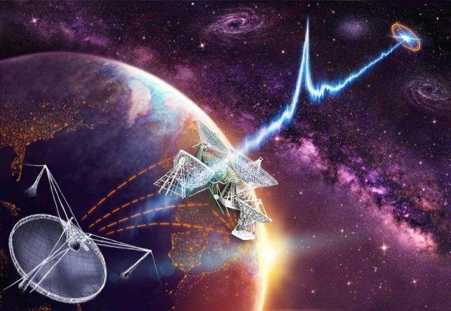 Uzaydan gelen gizemli sinyal 157 gün sonra tekrar etti