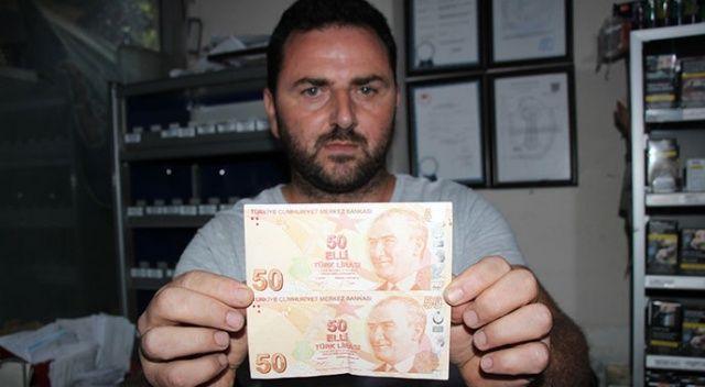 50 lirasına 75 bin lira istiyor!