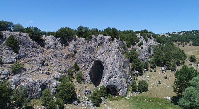 İki ili bu mağara ayırıyor! Bir ucu Eskişehir'e diğer ucu Bolu'ya çıkıyor