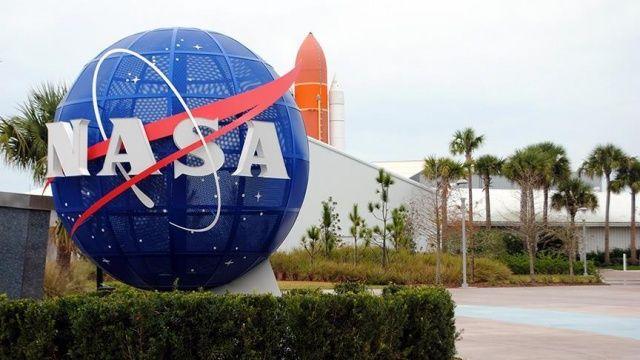NASA'nın uzay aracı Dünya'ya düştü