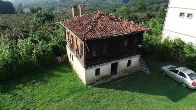 150 yıllık mazisi olan Gürcü mimarisi evler, günümüzde de kullanılıyor
