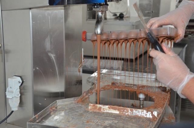Bu çikolata dünyada tek! Ordu'da üretiliyor...