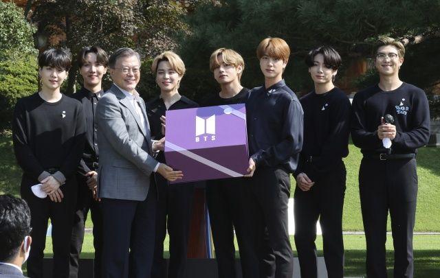 Güney Koreli BTS grubu üyeleri servetlerini katladı!