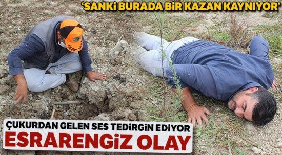 Marmara Gölü'nde tedirgin eden ses: 'Sanki burada bir kazan kaynıyor'