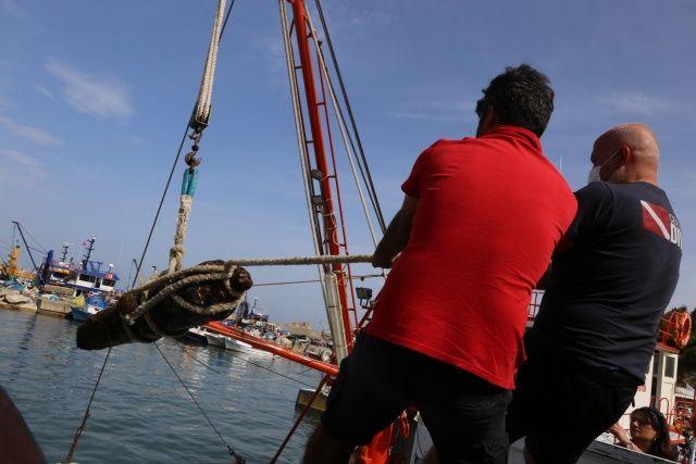 Karadeniz'in dibinde 800 kiloluk müthiş keşif! Tam 800 kilo...