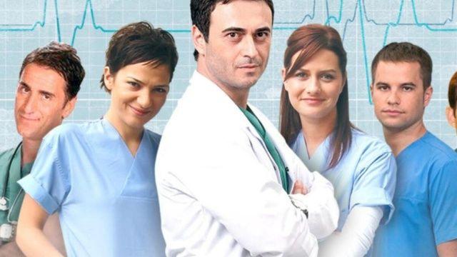 Doktorlar dizisinin Ela'sı ve Hasan'ı 10 yıl sonra buluştu!