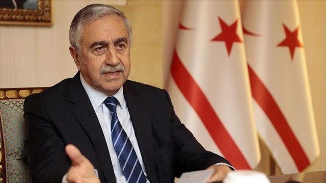 Akıncı: Ersin Tatar'ı aradım ama telefonu meşguldü, tebrik ederim