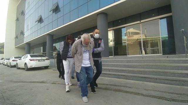 Bursa'da 70'lik deden 400 gram esrar çıktı