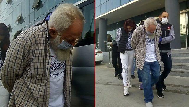 Bursa'da esrarla yakalanan 70'lik dede hakkında flaş gelişme