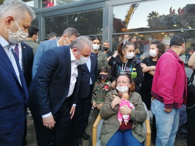 İzmir depreminden yürek burkan kareler
