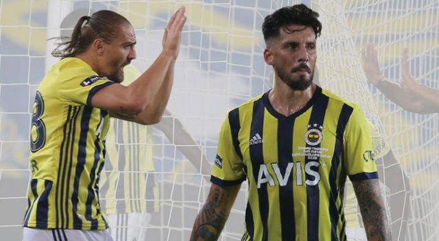 Fenerbahçe - Trabzonspor maçında herkesi şaşırtan an! İzleyenler gözlerine inanamadı