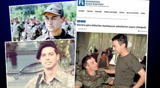 Ermenistan'dan skandal taktik! Türk ünlüleri propagandaya alet ettiler