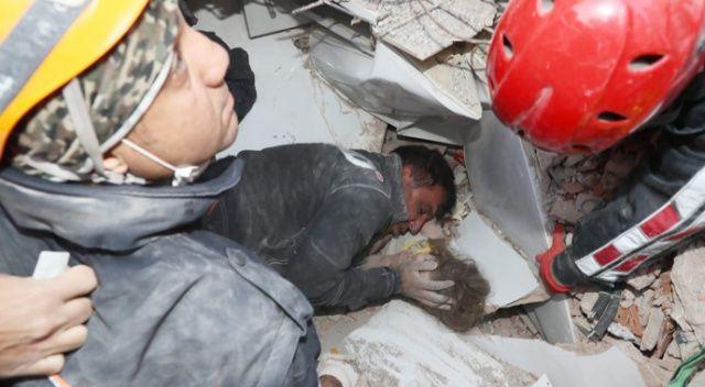 Depremin 91. saatinde kurtulan Ayda'nın ailesi hakkında üzen gerçek
