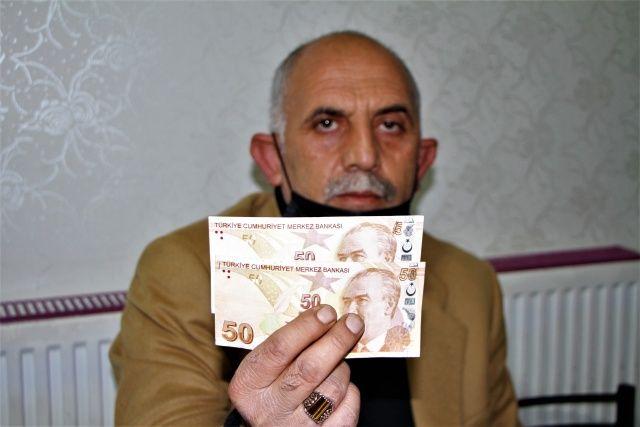 50 lirasını 50 bin liraya satıyor!