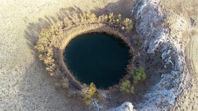 Bu göller, doğal güzellikleriyle kendine hayran bırakıyor