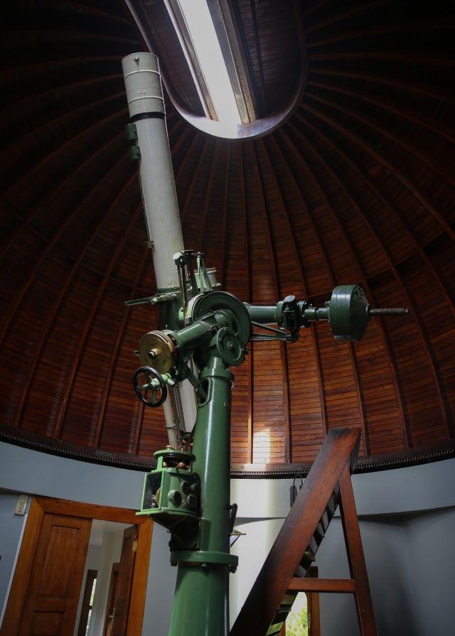"""İstanbul'daki meteoroloji laboratuvarı """"asırlık istasyon"""" olarak tescillendi"""