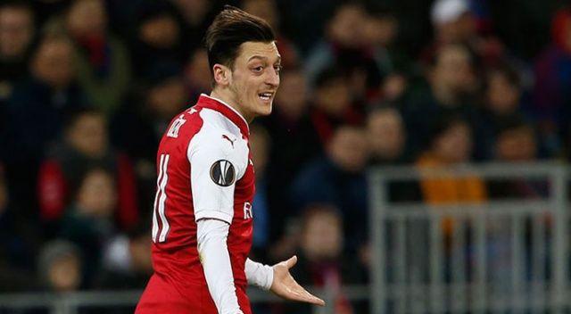 Mesut Özil transferinde çarpıcı iddia: 3 aday var
